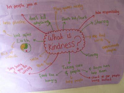 Ask Kids Or Students What Kindness Means To Them Kindness Org